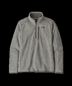 Patagonia Better Sweater 1/4 Zip, Stonewash