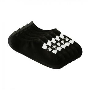DC SPP DC Liner Sock 5 Pairs Men, Black