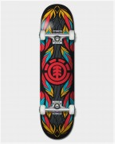 Element FEATHER FLOW 7.75 SKATE COMPLETE
