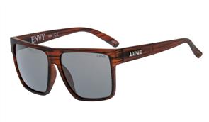 Liive Envy - Polarized Sunglasses, Black Wood