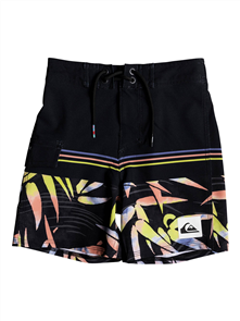 Quiksilver Highline Zen Division Boy Boardshort 12, Black