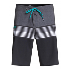 "Quiksilver High division 20"" Mens Boardshort, Iron Gate"