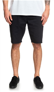 Quiksilver New Everyday Union Stretch Short, Black