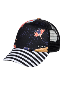 Roxy HONEY COCONUT YOUTH CAP, Anthracite New town