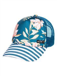 Roxy HONEY COCONUT GIRLS CAP, Ink Blue Happy