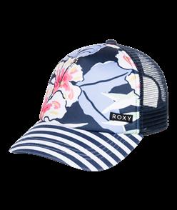 Roxy HONEY COCONUT CAP, MOOD INDIGO WILD FLORAL S