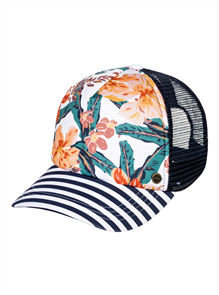 Roxy BTFL MORNING CAP, Bright White Mahe