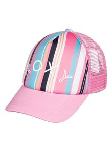 Roxy Sweet Emotion Kids Trucker Cap, Prism Pink Bilbao St