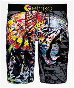 Ethika NATIVE JAGUAR Underwear