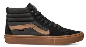 Thrasher X Vans Sk8-Hi Pro Black/Gum
