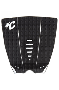 Creatures Of Leisure Mick Fanning Tail Grip Pad, Black