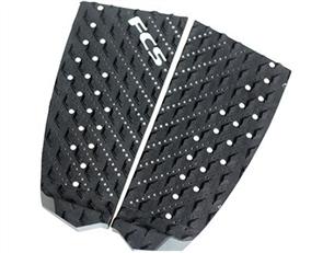 FCS T-2 Grip Black/Charcoal