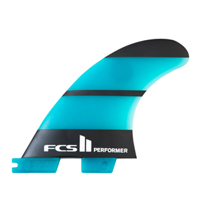 FCS Performer Neo Medium Tri-Quad Fins
