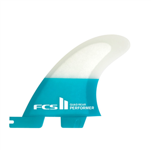 FCS II Performer CC  Medium Quad Retail Fins
