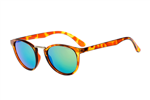 Liive Feline - Revo Sunglasses, Honey