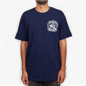 Just Another Fisherman Snapper Maddness Tee, Navy