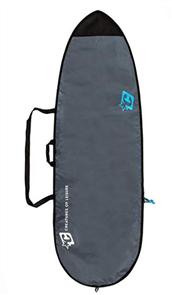 Creatures Of Leisure Fish 3mm Foam Lite Bag, Charcoal Cyan