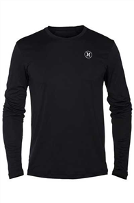 Hurley Dri-Fit Icon Long Sleeve Rash Vest 00A
