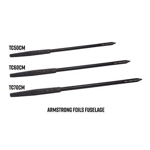 Armstrong Foils Fuselages