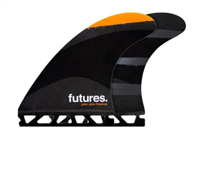 Futures John John Techflex, Orange-Yellow-Grey