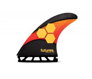 Futures Techflex 5 Fin Set