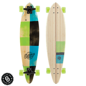 "Sector 9 Longboards Switch (34.5"" x 8.5"" WB - 23.625"") - Geo"