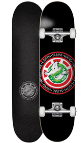 Element GHOSTBUSTERS 7.75 SKATE COMPLETE