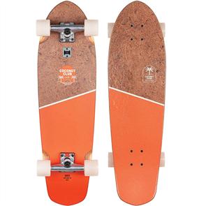 Globe Big Blazer Skate Cruiser, Coconut/Mandarin