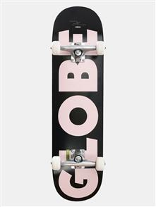 Globe G0 Fubar Skate Cruiser, Black/Pink