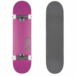 "Globe Goodstock Skate Cruiser, Neon Purple, 8.25"""