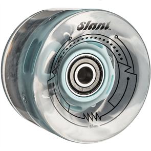 Globe Slant Lit Wheel