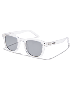 Carve Havana Sunglasses, Shiny Clear