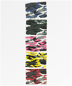 Grizzly Camo Pack Griptape, Multi