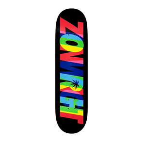 """Real ZION ECLIPSING DECK, Size 8.25"""""""