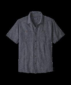 Patagonia Back Step Shirt, Goshawk Dobby/New Navy