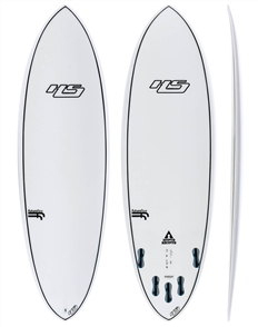 Hayden Shapes Hypto Krypto FCSII Future Flex 5 Fin Short Board, Blonde