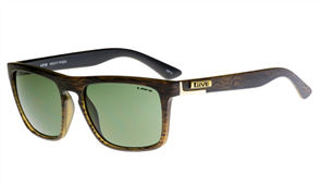 Liive Heavy Sunglasses, Glow Tort