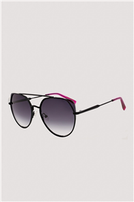 KENDALL + KYLIE HELENE  Sunglasses, Satin Black