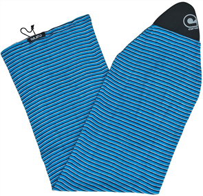 Curve Surfboard Socks - Fish, Blue Horizon