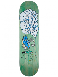Polar Aaron Smoking Donut Deck, Size 8.0in
