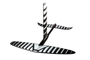 """Armstrong Foils Foil Kit (HS850 Foil Kit - HS850 Wing, HS232 tail wing, 85cm (33.5"""")"""