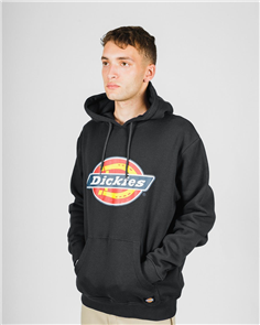 Dickies H.S CLASSIC PULLOVER HOOD, BLACK