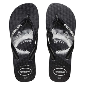 Havaianas Top Shark Jandal 1103, Black