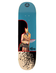 Welcome Hummingbird Townley Pro Model Deck, Enenra