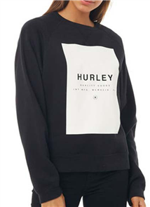 Hurley Rollie Crew Fleece, 00A