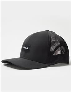 Hurley DF WARNER TRUCKER CAP, BLACK