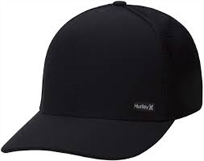 Hurley LEAGUE TRUCKER HAT, Black