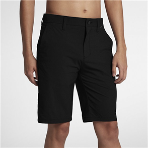 "Hurley DF CHINO SHORT 21"", Charcoal"