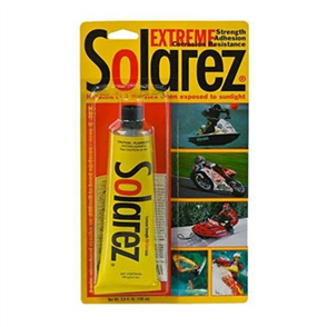 Solarez Polyester Extreme 105Ml, Yellow