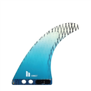 "FCS Ii Connect Pcc 7"" Blue Lb Fins"
